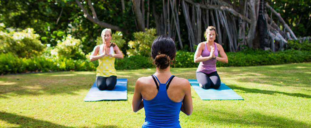Private Yoga Classes Kauai - Alekona Kauai